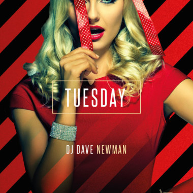 Tuesday – DJ Dave Newman